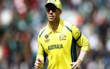 David Warner keen to catch up on lost time