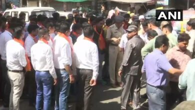 Photo of Nobody has a monopoly on saffron flag: Digvijay Singh