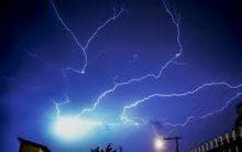 IMD issues thunderstorm, lightning warning for K'taka and Tamil Nadu