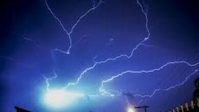 Photo of IMD issues thunderstorm, lightning warning for K'taka and Tamil Nadu