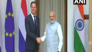 Photo of Dutch PM congratulates Modi on electoral victory