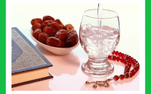 "RAMADAN –  ""And fast, it is better for you, if only you knew"" (al-Baqarah, 2:184)"