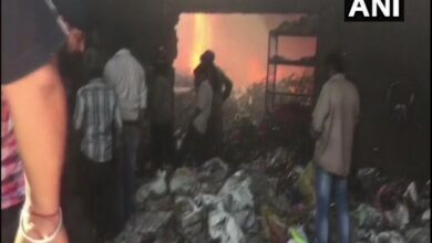 Photo of Fire breaks out in Ludhiana cycle factory