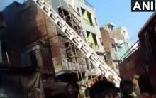 Fire breaks out inside godown in Kanpur, no casualties reported