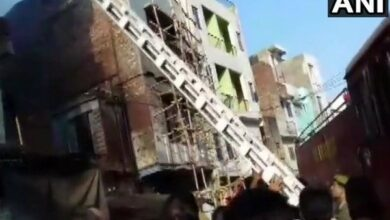 Photo of Fire breaks out inside godown in Kanpur, no casualties reported