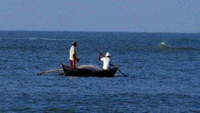 Photo of 3 Palestinian fishermen held off Gaza Strip coast