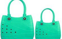 A Crocs-inspired handbag? Here's how it feels
