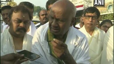 Photo of LS polls: HD Deve Gowda reiterates support to Congress