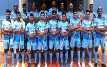 Hockey India names 18-man team for Australia tour