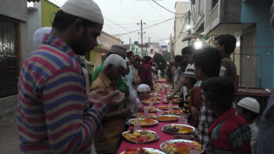 Photo of Iftar party at Moin bagh | Hyderabad