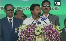 Jagan announces Rs 3,000 monthly pension for senior citizens, promises corruption-free governance