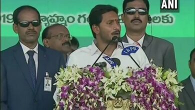 Photo of Jagan announces Rs 3,000 monthly pension for senior citizens, promises corruption-free governance