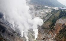 Japan issues warning over probable volcano eruption