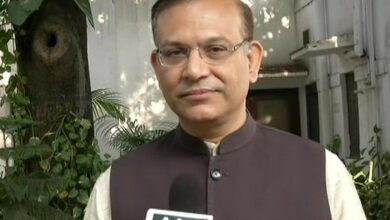 Photo of Grand alliance not a challenge, father's blessings with me: Jayant Sinha