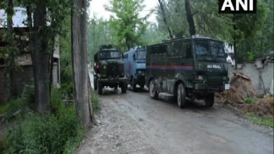 Photo of J&K: Three terrorists killed in an encounter in Pulwama