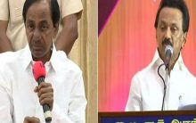 KCR steps up efforts for third front, to meet DMK chief MK Stalin