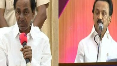 Photo of KCR steps up efforts for third front, to meet DMK chief MK Stalin