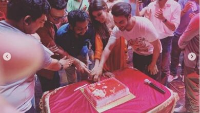 Photo of Its a wrap for Rajkummar Rao, Mouni Roy starrer 'Made in China'
