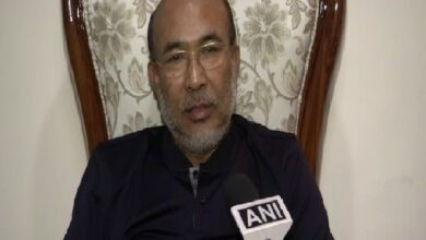 Photo of Decision on NPF's demands will be taken after LS Polls, says Manipur CM