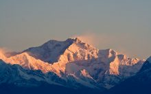 Two Indian climbers die on Mount Kanchenjunga in Nepal