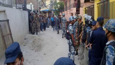 Photo of Terror grips Nepal: Bombs planted at various locations, vehicles torched