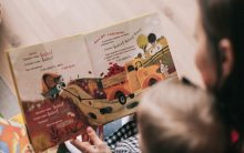 Reading with kids can make you a better parent