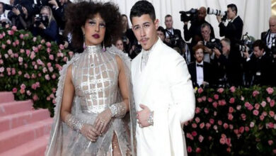 Photo of Priyanka Chopra, Nick Jonas return to Met Gala as a married couple