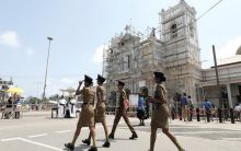 Sri Lanka: Curfew imposed as several Mosques, shops pelted with stones