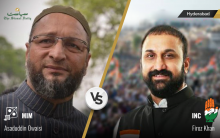 Hyderabad LS Result: Asaduddin owaisi of AIMIM Lead