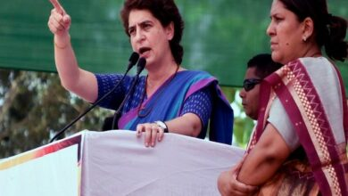 Photo of Don't lose confidence: Priyanka to Congress workers after exit polls