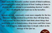 Ramadan: Here're the advices