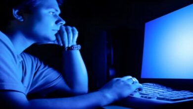 Photo of 'Sleep problems in teenagers can be improved by limiting blue screen exposure'