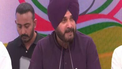 Photo of Sidhu's vocal cords are damaged, on medication