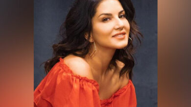 Photo of Sunny Leone learning UP dialect for her next