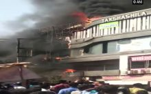 Horrific: at least 15 students killed, many jumped off building in major fire in Surat