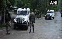 J-K: Terrorist killed in encounter with security forces in Pulwama