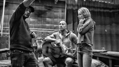 Photo of Dwayne Johnson shares pictures from rehearsals of 'Jungle Cruise'