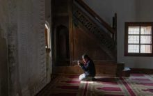 RAMADAN: STANDING UP AT NIGHT
