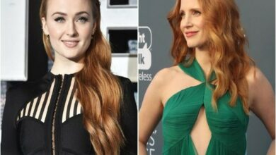Photo of Sophie Turner, Jessica Chastain wants to normalize strong female roles