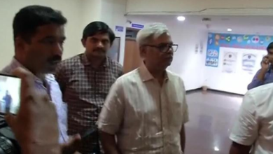 Photo of Tv9 CFO appears before Cyberabad CCS sleuths