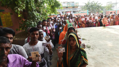 Photo of Lok Sabha polls: Uttar Pradesh records over 43 pc voter turnout till 3.25 pm