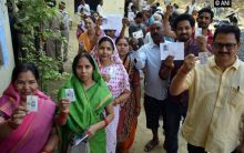 LS polls: Over 51 per cent polling recorded till 5 pm, WB leads tally