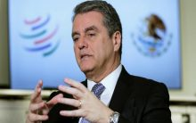 Global trade tension will negatively impact developing countries: WTO D-G