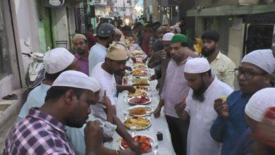 Photo of Iftar party at Rasool pura Secunderabad