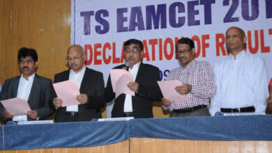 Photo of Result for EAMCET