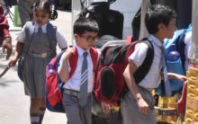 Reopen of Schools after Summer Vacations