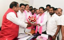 Newly Elected TRS MLCs
