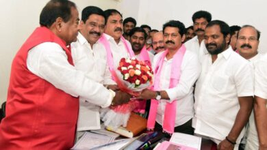 Photo of Newly Elected TRS MLCs