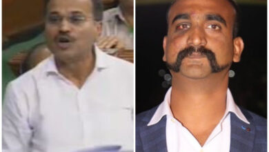 Photo of Abhinandan's moustache should be made national moustache: Adhir Ranjan Chowdhury