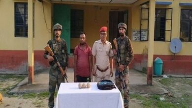 Photo of Army nabs Adivasi Dragon Fighter area commander